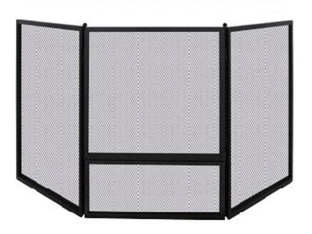 3 Fold Screen Child Guard Stove with Gate