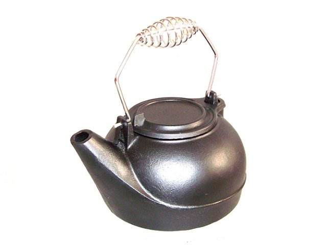Cast Iron Fireplace Kettles Humidifying Iron Kettle