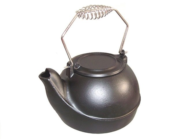 Cast Iron Humidifier Wood Stove Kettle Tea Kettle