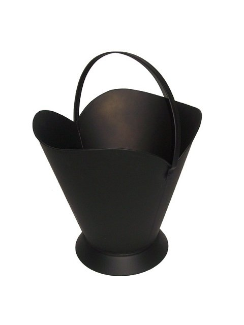 Fire Logs Ash Bucket Coal Hod Pellet Bucket