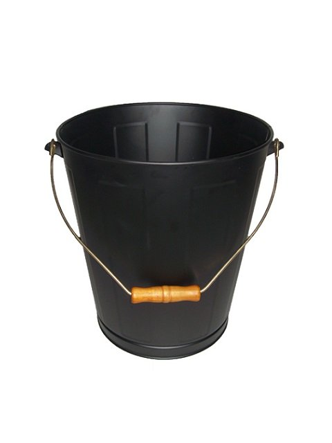 Metal Hot Wood Ash Carrier Pail